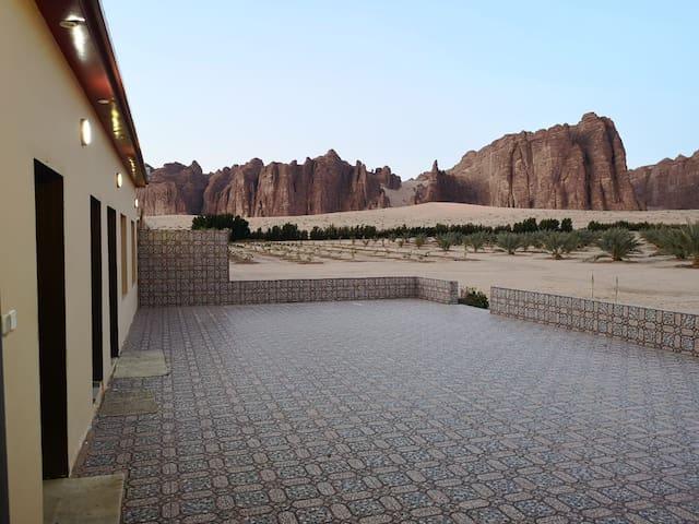 Al-Mazham farm house Alula