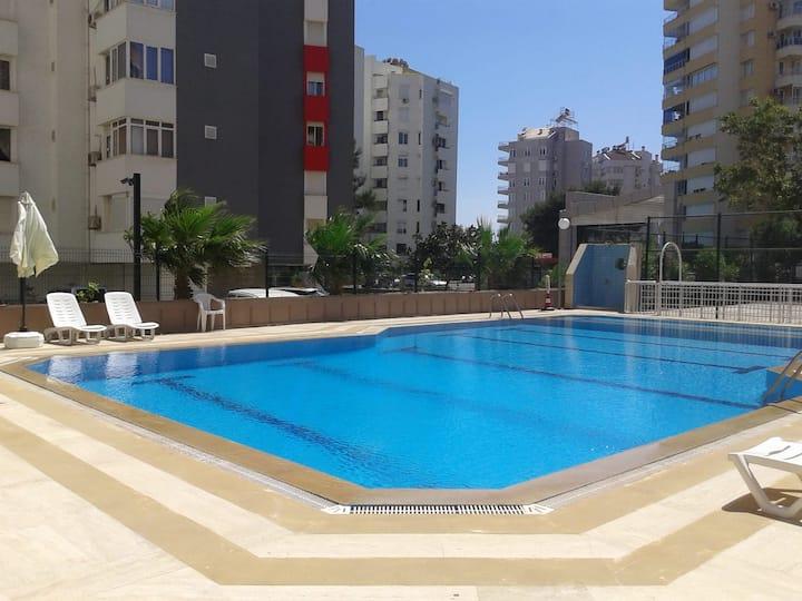 MU001 by Villa of Summer Antalya Muratpaşa Kiralık