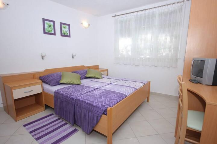 Studio flat with air-conditioning Slano, Dubrovnik (AS-8608-b)