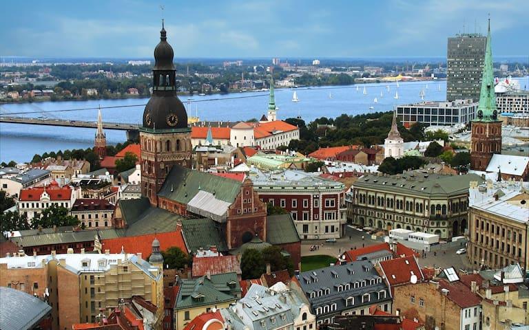 """Аппартамент """" Пурвциемс"""" - Riga - Hus"""