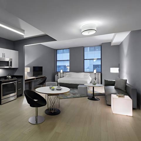 LARGE Studios-NEW Apart/Hotel NYC- - New York - Appartement