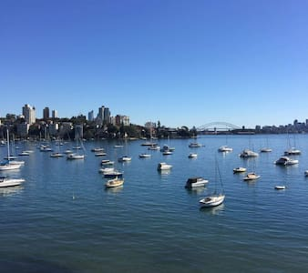 Sydney Harbour Beachfront 2Bed Entire Apartment - Point Piper