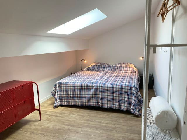 chambre 1 , 160 x 200