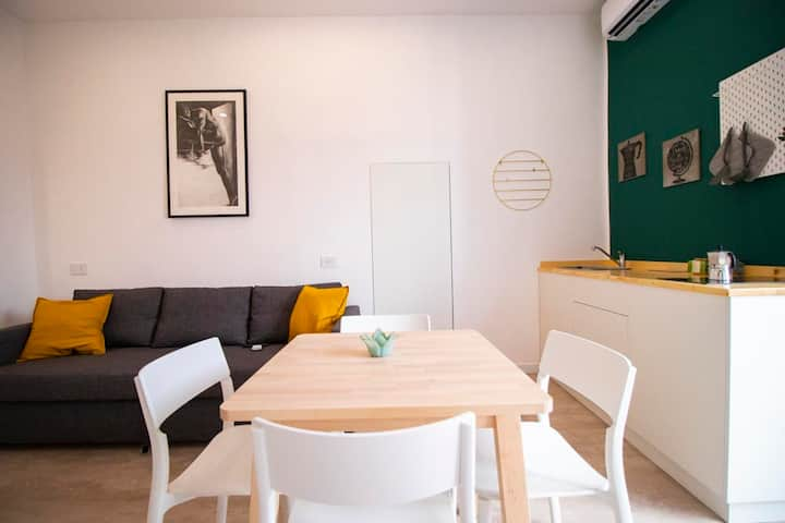 GREEN STUDIO 34 APARTMENT