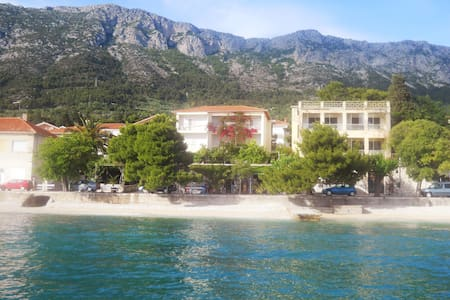 Vila-apartments Stipic,sea&beach apart.2+1 persons
