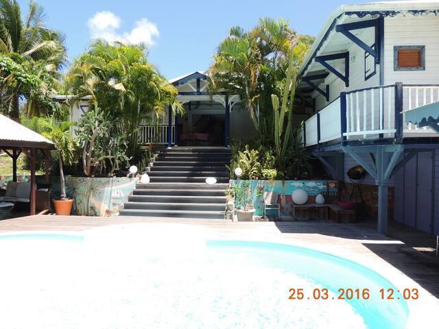 Villa Cannelle avec piscine