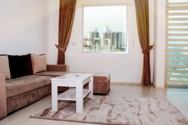 1+1 standart suit - Ataşehir - Apartment
