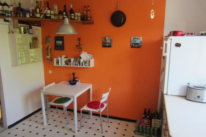 Appartement in Graz (with parking) - Graz - Apartament