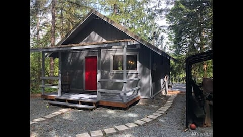 Tiny Home on Skagit River