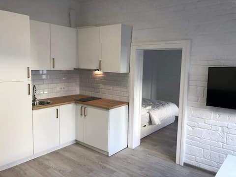 City center one bedroom apartment