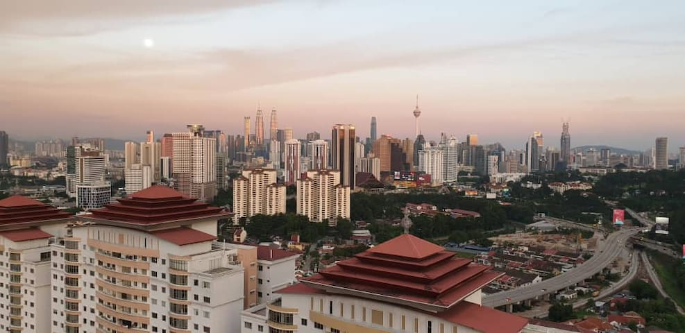 CozyHome - Centre of Golden Triangle KL
