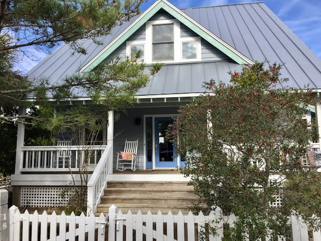 Gorgeous BHI Harbour Village Home - Bald Head Island - Hus