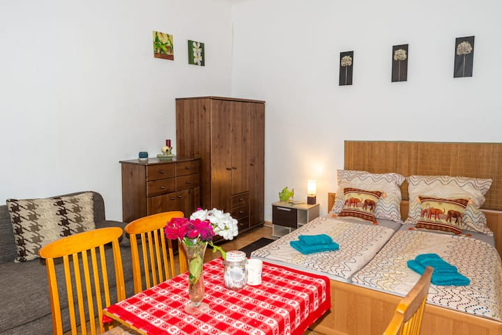 Baby friendly house near Balaton/Festetics Palace