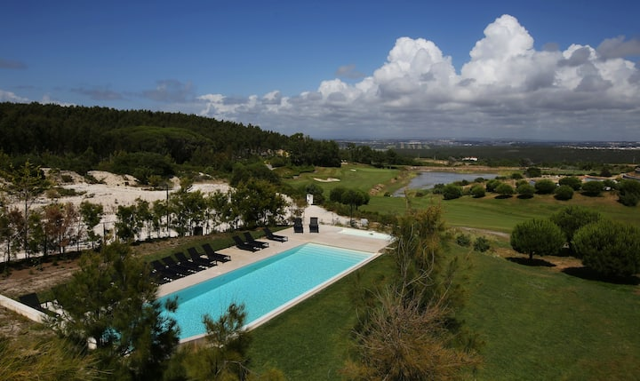 2 Bedroom Villa w Pool close to Beach & Golf ID287