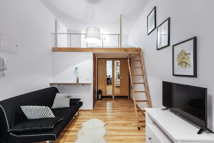 Apartment EchoDom Zygmunta Augusta