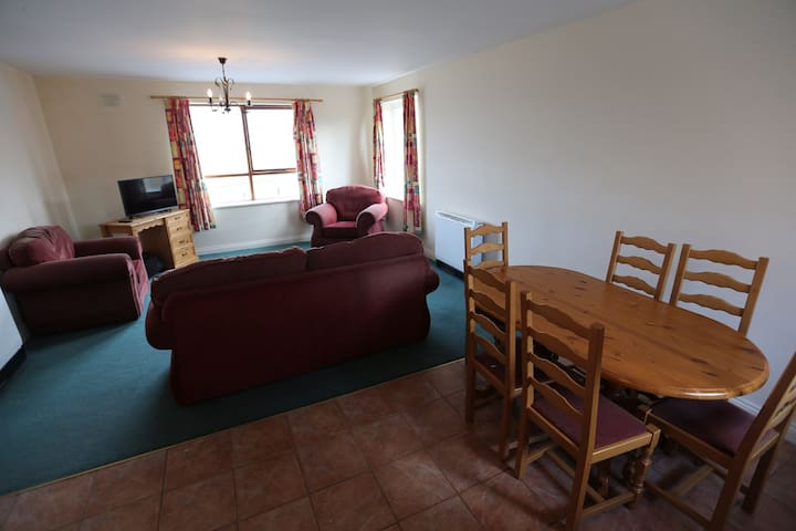 Spacious beach apartment 2 bed - Bundoran - Wohnung