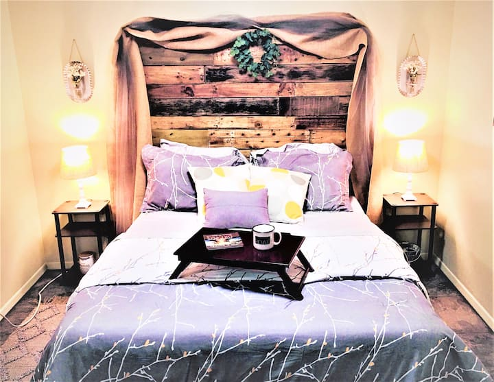 Farmhouse on the Pecos-Yours totally!  Relaxation!