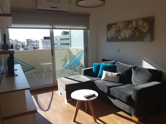 Beautiful Sunny Apartment in Villa Crespo