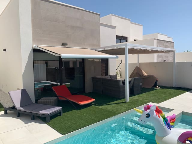 Villa avec piscine Golf La Marquesa