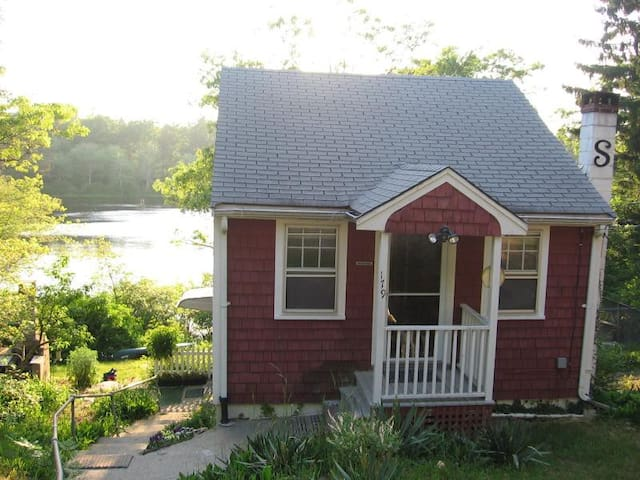 Peaceful Pond Cottage - Plymouth - Dom