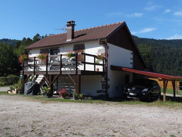 Fermette cosy 15min Gerardmer, La Bresse, Ventron