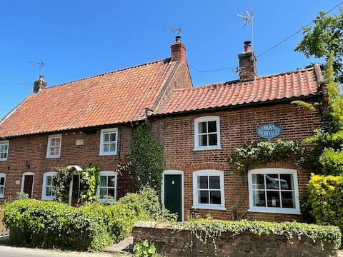 Daisy Cottage … discover Suffolk