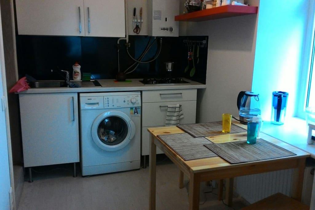 Kitchen/Кухня
