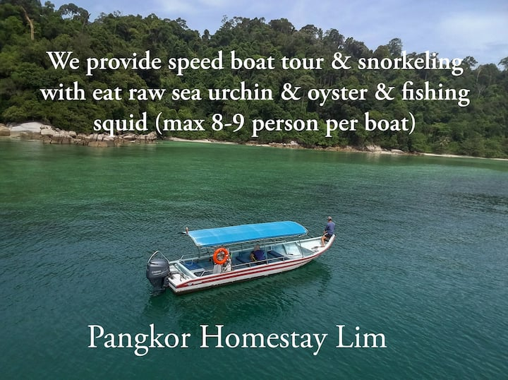 Pangkor Beach Homestay Lim 184C