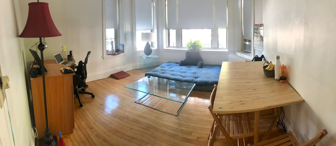 Serene apartment in Harvard Square