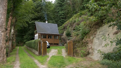 The Elbe Sandstone Cottage