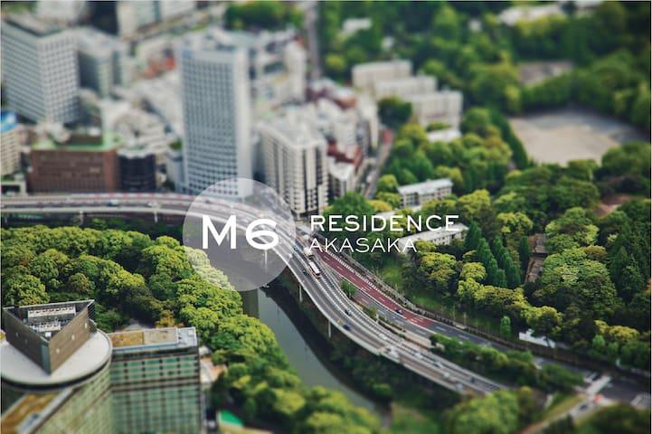 M6 RESIDENCE— AKASAKA