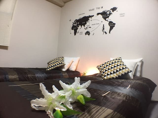 Kyoto  Kinkakuji Room - 京都市 - Wohnung