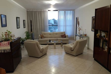 Classic 3BR -30 min from TLV and Jerusalem - 雷霍沃特(Rehovot)