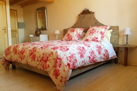 Chambre d'hôte de Laurette - Les milles roses - Bertrambois - 旅舍