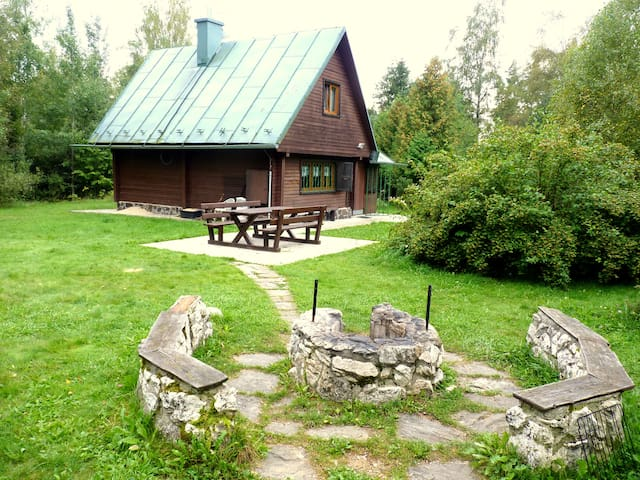 Chata Alpina - Stará Lesná - Chalet