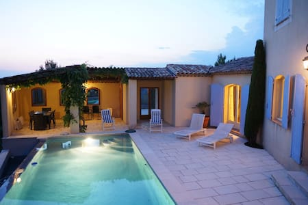 220m2 Sunset Provence Villa, 4BR,private pool,golf