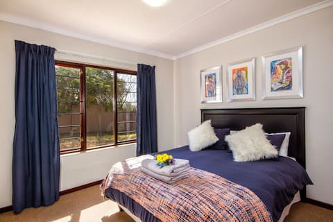 Fourways. Best rates. Perfect long stays. Wifi.