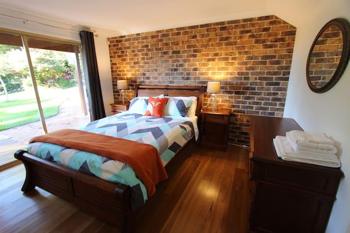 Garden Suite - 1 bed