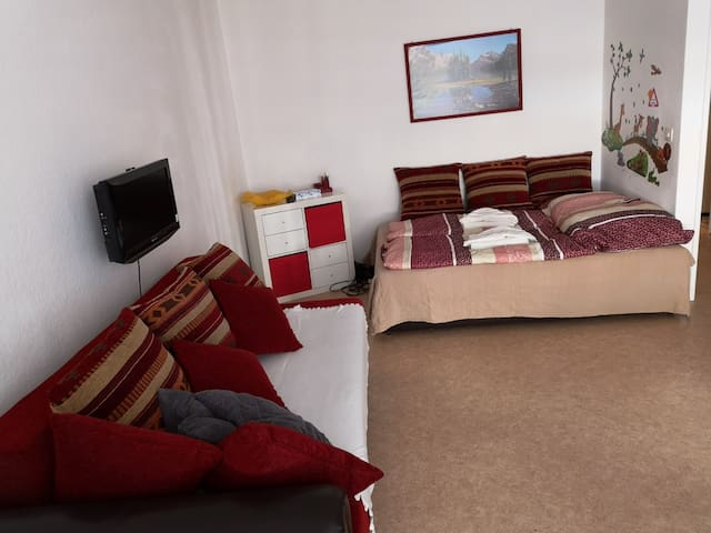 Zentrale Wohnung  nah Gedächtniskirche & Kudamm