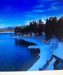 STEAL-Sweeping Views! 2 Br, sleep 6; pool/spa/ + - Big Bear Lake