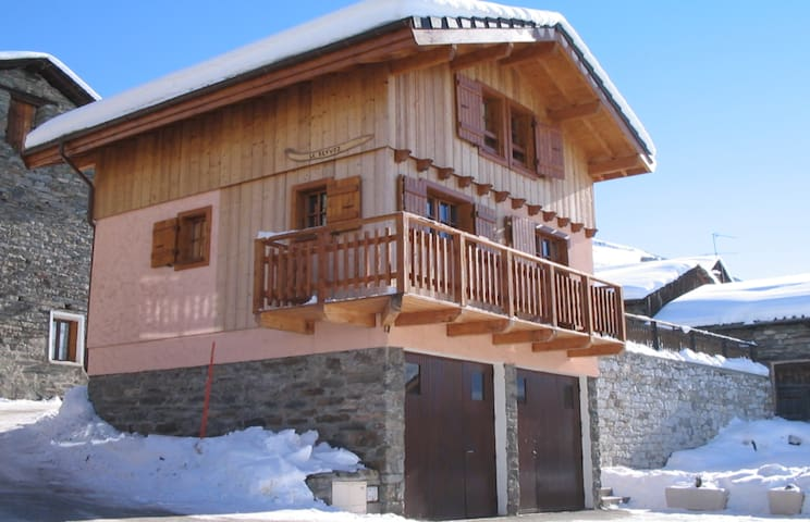 Chalet individuel 6 personnes 3 chambres 3 SdB