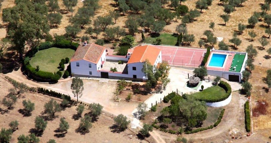 Alanís Rural. Casas en la sierra norte de Sevilla. - Alanís - Haus