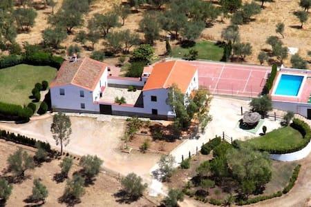 Alanís Rural. Casas en la sierra norte de Sevilla. - Alanís