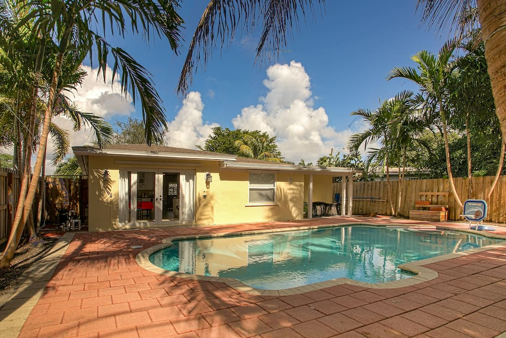 Lovely House Pool Amp Barbecue 3 Bedrooms 2 Baths Houses
