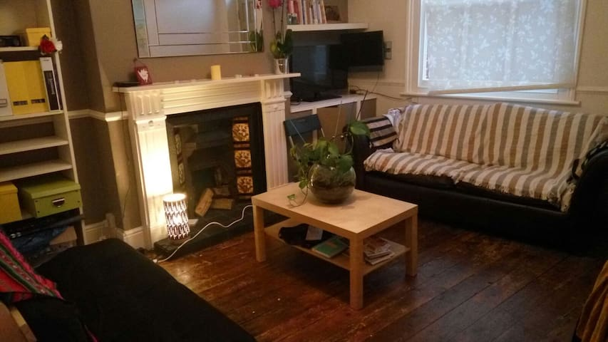 Nice and Cosy Double Bedroom in Wandsworth - Londen - Appartement