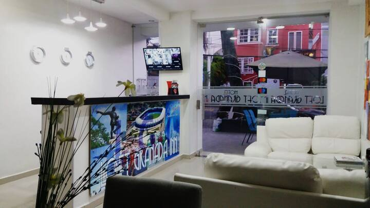Hotel Granada Loft habitación 104