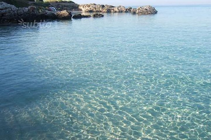 "Puglia-""Villa Titti"" Beautiful house near the sea"