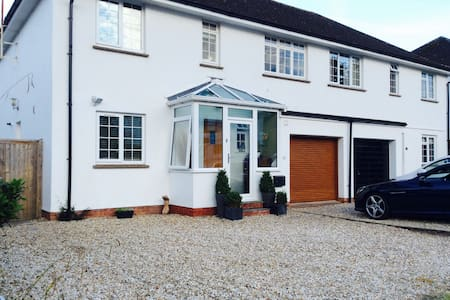 Budleigh Salterton Holiday Home - Budleigh Salterton - Huis