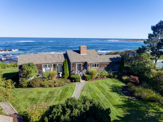 Heaven is a bit closer in this house by the sea! - Kennebunkport - House