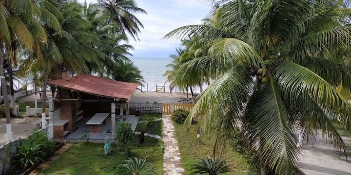 Casa a Beira Mar de Primeiro andar.